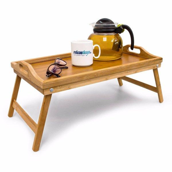 Servírovací stolek bamboo