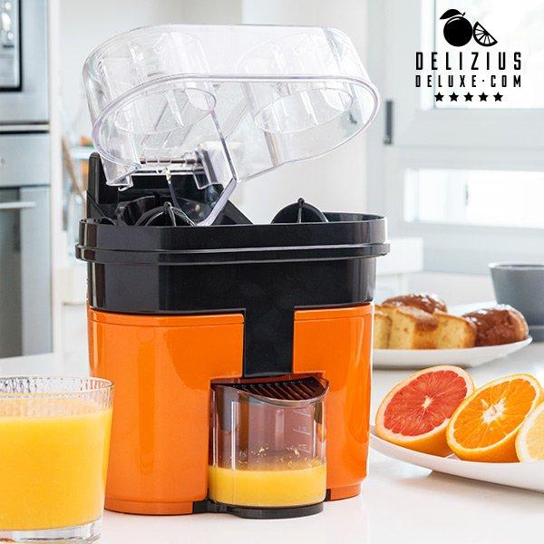 Elektrický odšťavňovač Orange