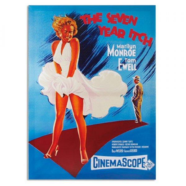 Filmový plakát Marilyn Monroe